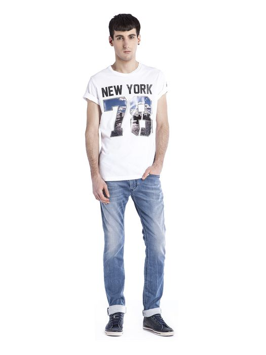 DIESEL SO14-T-NEWYORK T-Shirt U r
