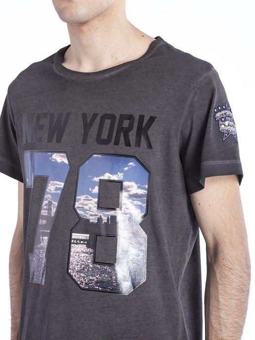 DIESEL SO14-T-NEWYORK T-Shirt U a