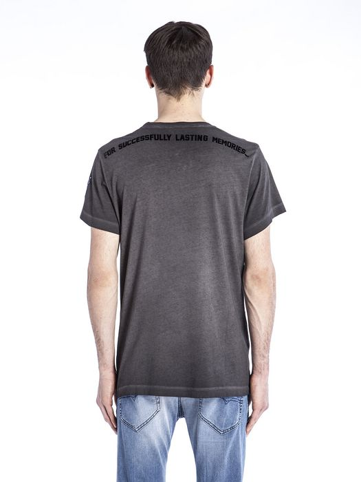 DIESEL SO14-T-NEWYORK T-Shirt U e