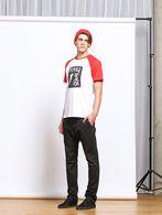 55DSL THUNDERLOGO Camiseta U r