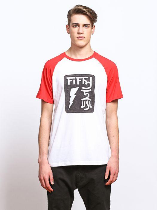 55DSL THUNDERLOGO Camiseta U f