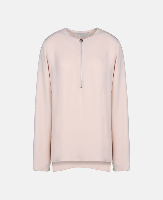 STELLA McCARTNEY Rose Arlesa Top Long Sleeved D c