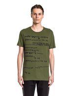 DIESEL BLACK GOLD TORICIY-GENESY T-Shirt U f