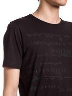 DIESEL BLACK GOLD TORICIY-GENESY T-Shirt U a