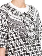 DIESEL BLACK GOLD TESCIN-E Camiseta D a