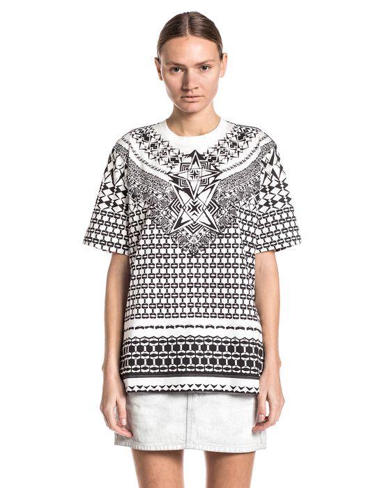 DIESEL BLACK GOLD TESCIN-E T-Shirt D f