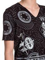 DIESEL BLACK GOLD TAICIY-INSETTOMETRIA T-Shirt U a