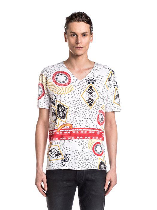 DIESEL BLACK GOLD TAICIY-INSETTOMETRIA T-Shirt U f