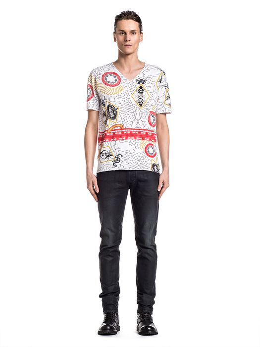 DIESEL BLACK GOLD TAICIY-INSETTOMETRIA T-Shirt U r