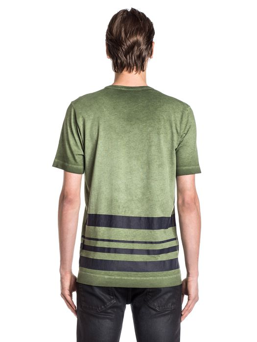 DIESEL BLACK GOLD TAICIY-115 T-Shirt U e