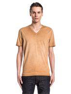 DIESEL BLACK GOLD TAICIY-115 T-Shirt U f