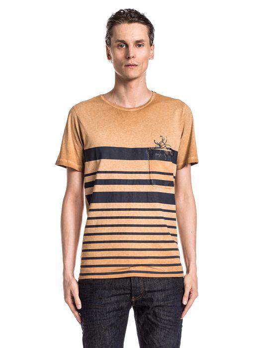 DIESEL BLACK GOLD TENNESI-115 T-Shirt U f