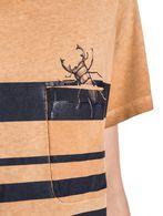 DIESEL BLACK GOLD TENNESI-115 Camiseta U a