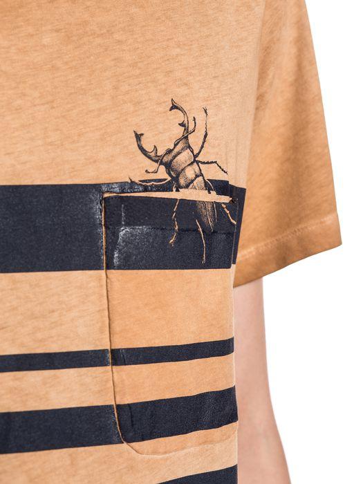 DIESEL BLACK GOLD TENNESI-115 T-Shirt U a