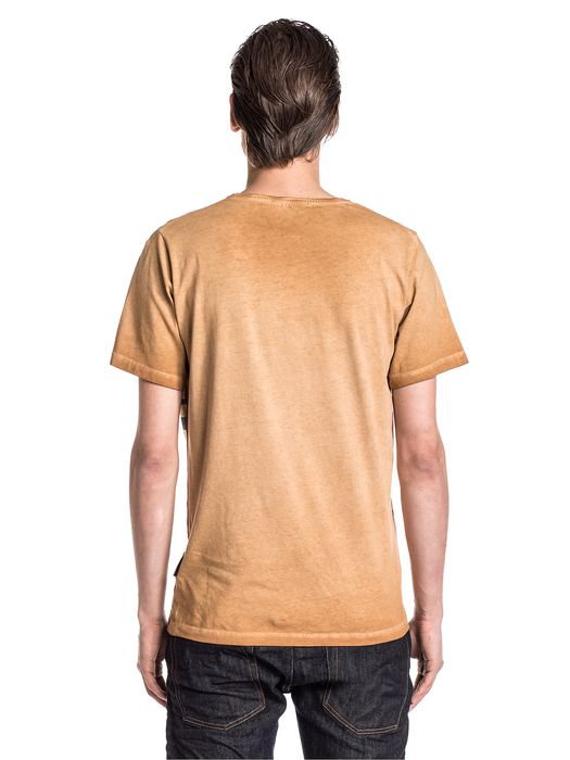 DIESEL BLACK GOLD TENNESI-115 T-Shirt U e
