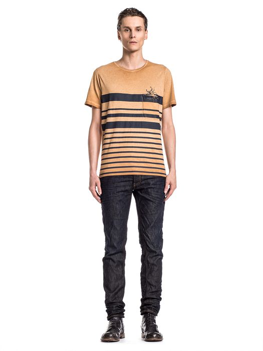 DIESEL BLACK GOLD TENNESI-115 T-Shirt U r