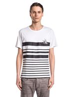 DIESEL BLACK GOLD TENNESI-115 T-Shirt U f