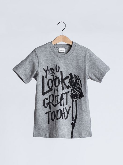 DIESEL TOKIGY SLIM T-shirt & Haut U f