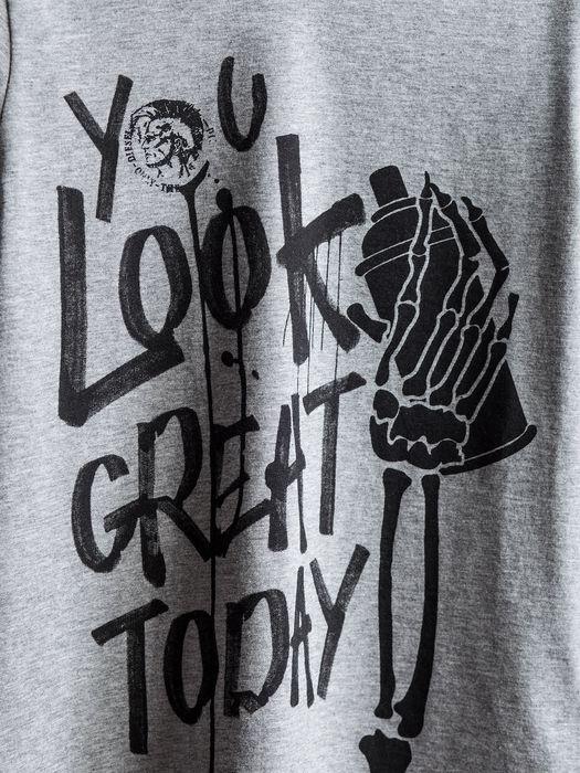 DIESEL TOKIGY SLIM T-shirt & Haut U a