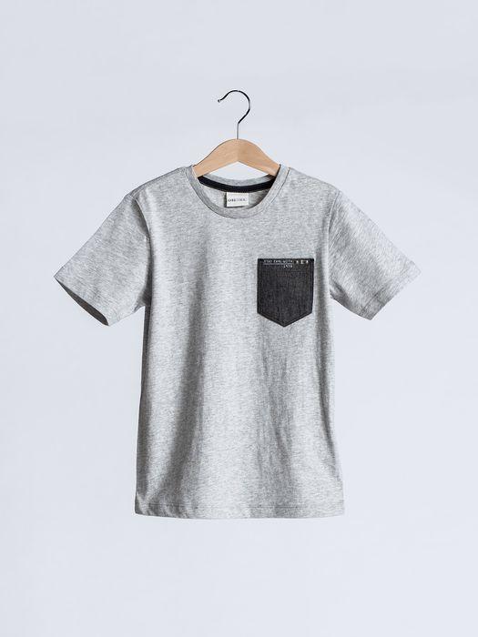 DIESEL TIZIGI SLIM T-shirt & Tops U f
