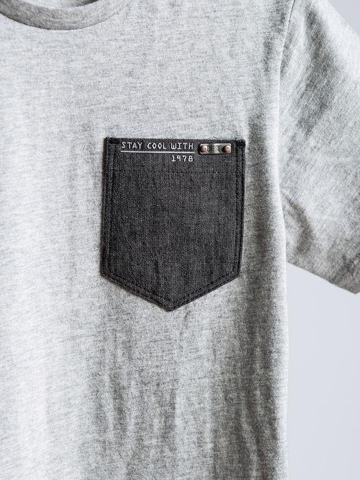 DIESEL TIZIGI SLIM T-shirt & Tops U a