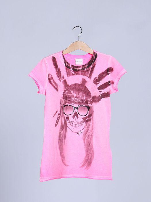 DIESEL TOFFYE T-shirt & Top D f