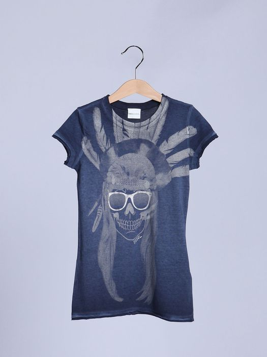 DIESEL TOFFYE T-shirt & Haut D f