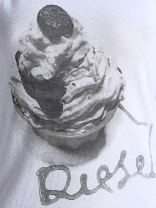 DIESEL T-TWINH-N T-Shirt D a