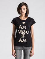 DIESEL T-LINDO-K T-Shirt D f