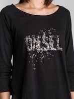 DIESEL T-DAPHNE-LS-C T-Shirt D a