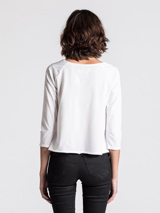 DIESEL T-DAPHNE-LS-C T-Shirt D e