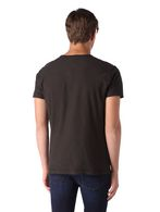 DIESEL T-TOSSIK-ROUND T-Shirt U e