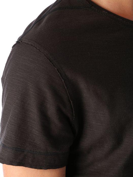 DIESEL T-TOSSIK-ROUND T-Shirt U a
