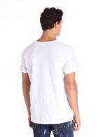 DIESEL T-TOSSIK-ROUND Camiseta U e