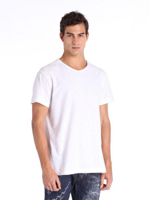 DIESEL T-TOSSIK-ROUND Camiseta U f