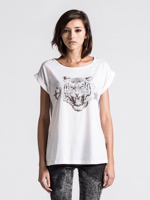 DIESEL T-ALE-N Camiseta D f
