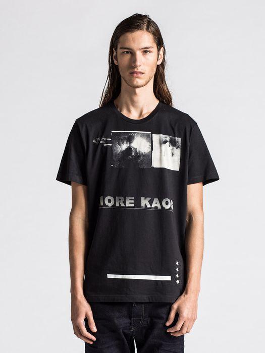 DIESEL T-MUC Camiseta U f