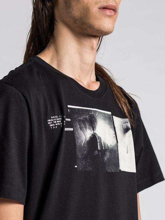 DIESEL T-MUC Camiseta U a