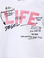 DIESEL TUWIB T-shirt & Haut U a