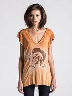 DIESEL T-PORTULA-S T-Shirt D f