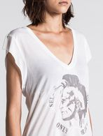 DIESEL T-PORTULA-S T-Shirt D a