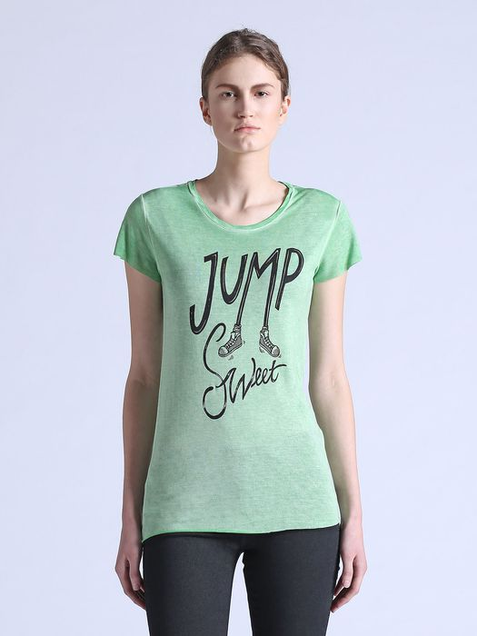 DIESEL T-LINDO-AA T-Shirt D f