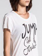 DIESEL T-LINDO-AA T-Shirt D a