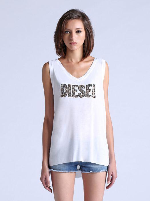 DIESEL T-CRASSULA-P T-Shirt D f