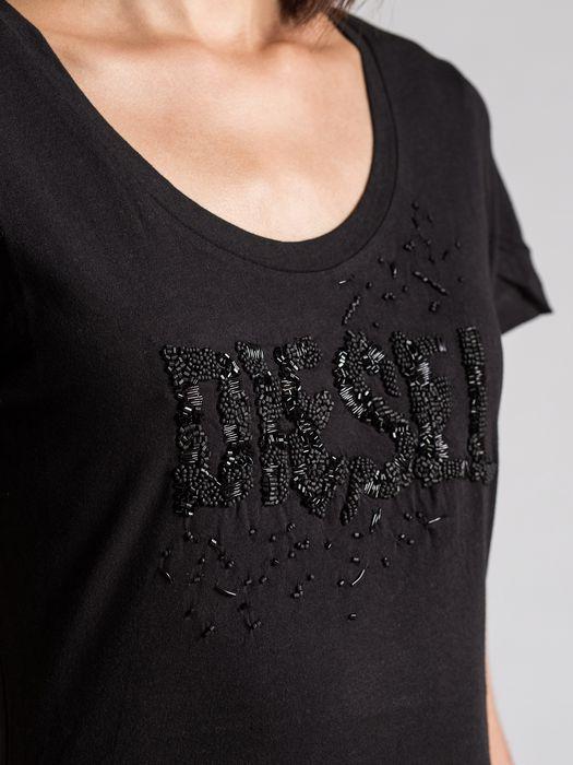 DIESEL T-MANGA-DD T-Shirt D f