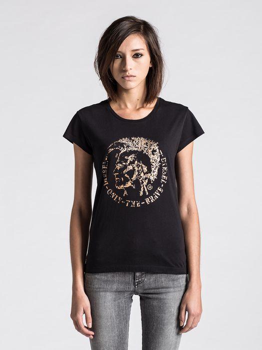 DIESEL T-LINDO-Z T-Shirt D f