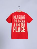 DIESEL TIMMIBY T-shirt & Haut U e