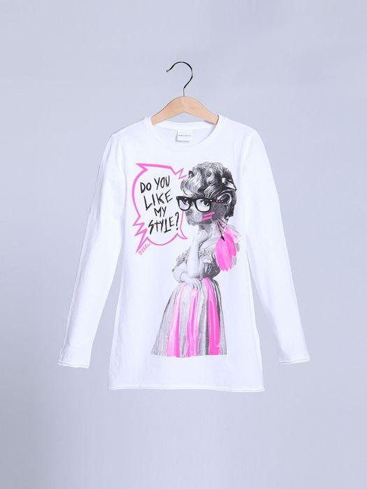 DIESEL TEBBU T-shirt & Tops D f