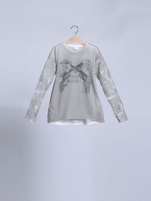 DIESEL TIDASSI T-shirt & Top D f