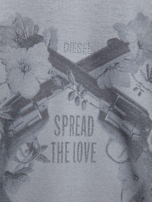 DIESEL TIDASSI T-shirt & Top D a